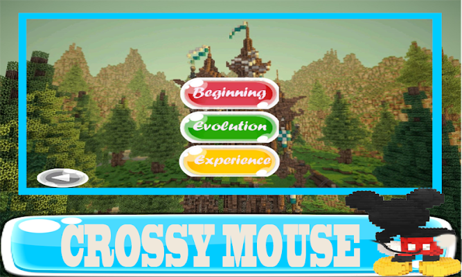 Crossy Mickey - screenshot