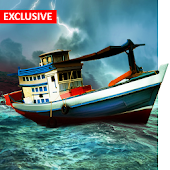 Fishing Boat Driving Simulator : Ship Games