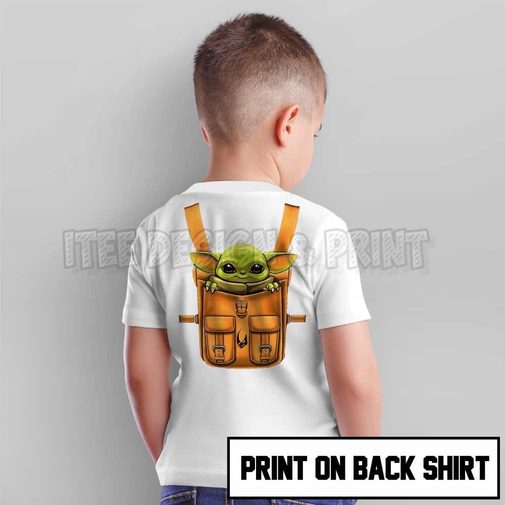 Yoda Star War Backpack 15