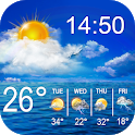 Live Weather Update 2018 : Todays Weather Forecast icon