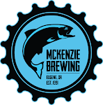 Logo for McKenzie Brewing Co.