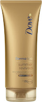 Dove Medium to Dark Skin Summer Revived - 200ml