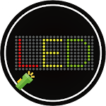 LED Scroller (Banner + Record) Icon