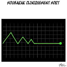 Photo: 2012_Mort clinique de Moubarak