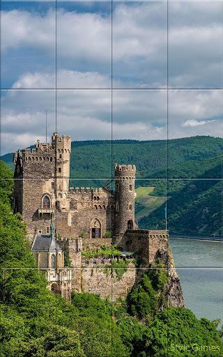 Historic Castles Puzzle  screenshots 8