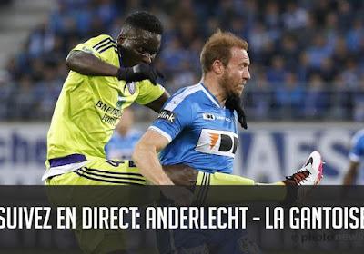Venez suivre Anderlecht - Gand !