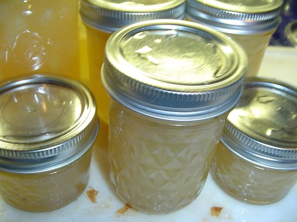 Pear Pineapple Preserves! Recipe