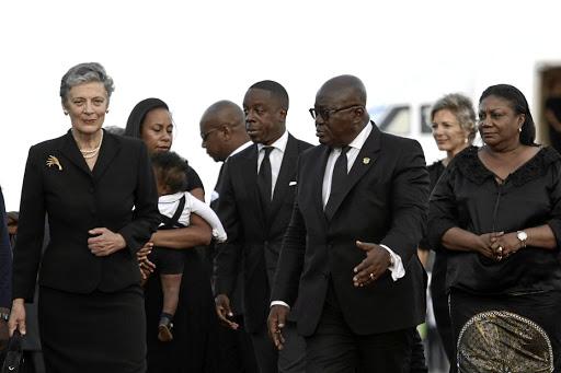Stubborn optimist' Kofi Annan's funeral in Ghana attended by