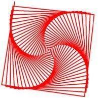 Xoắn ốc hình vuông
