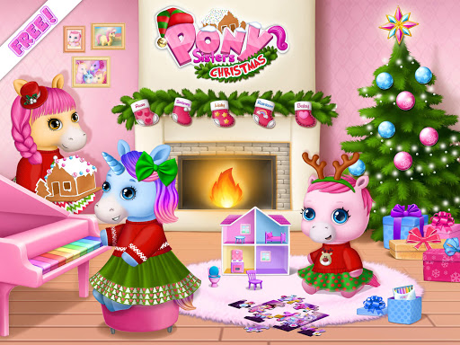 Pony Sisters Christmas - Secret Santa Gifts 3.0.40002 screenshots 17