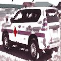 Vehículos ERIE Cruz Roja Asturias icon