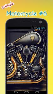 Cool Motorcycle Wallpaper screenshot 14