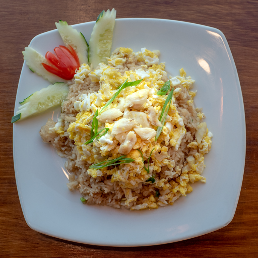Mr. Crab Fried Rice