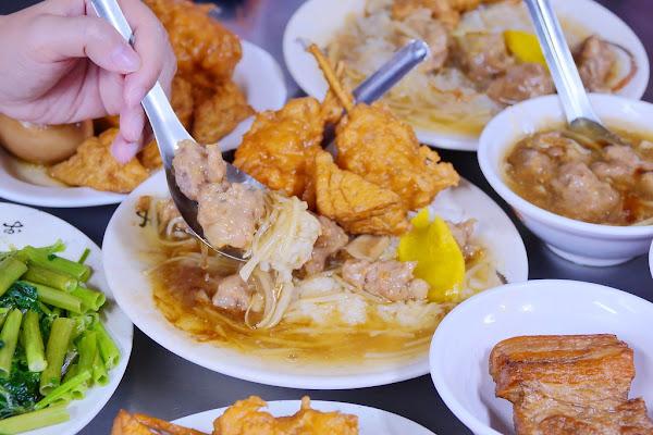 傳台中正老牌香菇肉羹復興店