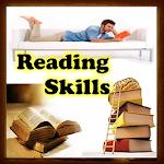 Reading Skills Icon