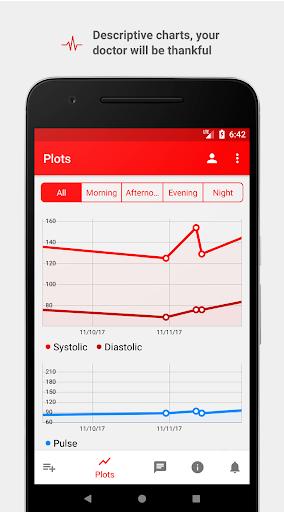 Cardio Journal u2014 Blood Pressure Log 3.2.0 screenshots 3