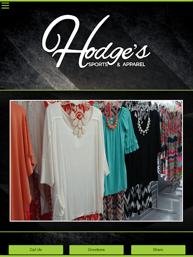 Hodge's Sports and Apparel