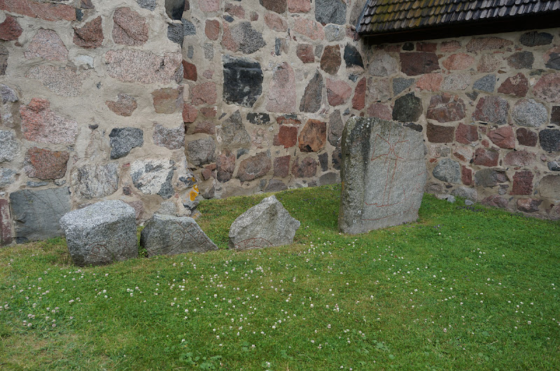 Photo: Gamla Uppsala. Gamla Uppsala socken, Uppsala kommun, Uppland. 20140716. Gamla Uppsala kyrka. © Sven Olsson (e-post: kosmografiska@gmail.com)