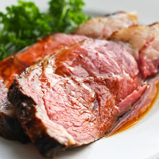 Perfect Prime Rib Recipe with Red Wine Jus