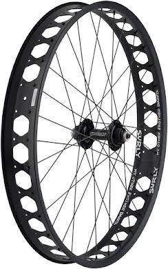 "Quality Wheels Pugsley Front Wheel - 26"", QR x 135mm, 6-Bolt alternate image 2"