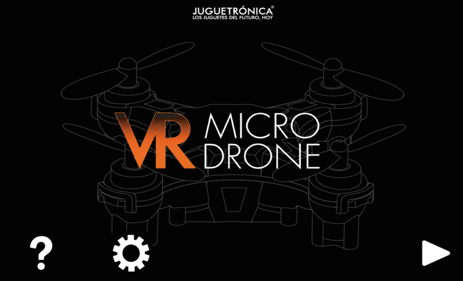 VR MICRODRONE- screenshot