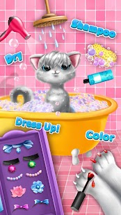 Sweet Baby Girl Cat Shelter- screenshot thumbnail