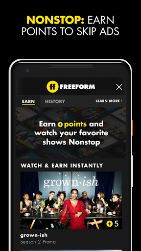 Freeform – Stream Full Episodes, Movies, & Live TV screenshot 2