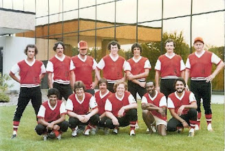 Photo: Chrysler Softball ... 1980 ?