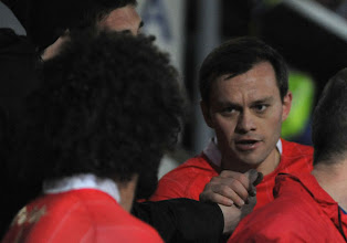 Photo: European Nations Cup in 2012, Tamar Kulumbegashvilis photo reportage