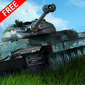 Heavy Army Tank Driving Simulator World War Blitz