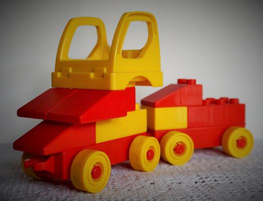 Trenino giallorosso di Lobo77