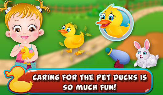 Baby Hazel Duck Life- screenshot thumbnail