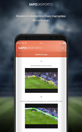 Futebol screenshot 4