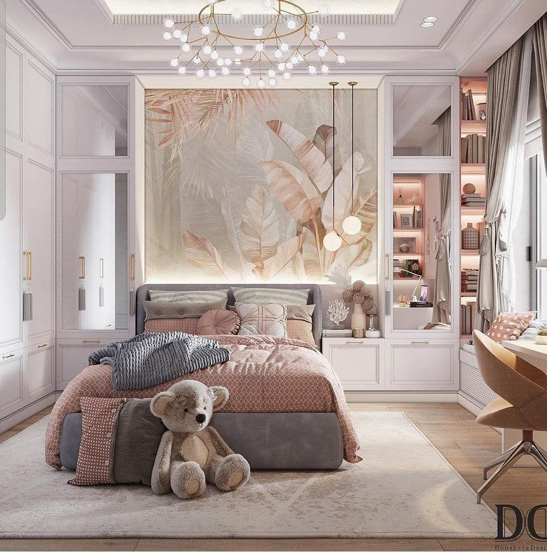 Luxury Teenage Girl Bedroom Ideas