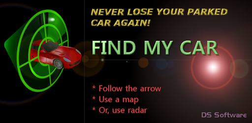 Trova la mia auto