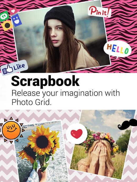 Photo Grid - Collage Maker- screenshot