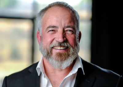 Denis Bensch, CIO, FlowCentric Technologies.