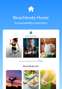App Beachbody On Demand - The Best Fitness Workouts APK for Windows Phone