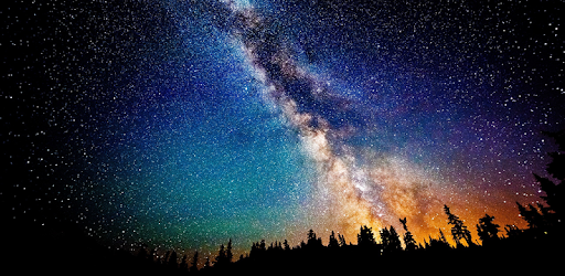Galaxy Space Wallpaper 4k Apps On Google Play