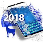 Winter Keyboard icon