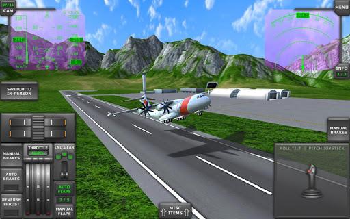 Turboprop Flight Simulator 3D  screenshots 22