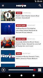 Radio Nova – 100FM (Ireland) - náhled