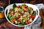 Spring Salad With Orange Dressing