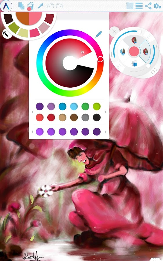 Artecture Draw, Sketch, Paint- screenshot
