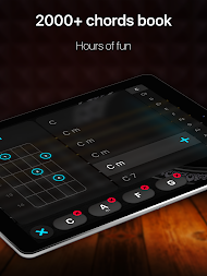 Guitar - play music games, pro tabs and chords! APK screenshot thumbnail 15