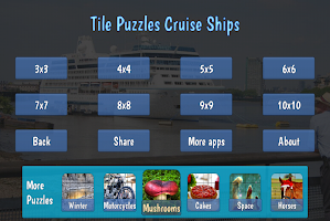 Tile Puzzles · Cruise Ships