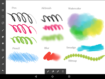 MediBang Paint - Make Art ! APK screenshot thumbnail 7