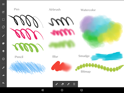 App MediBang Paint - Make Art ! APK for Windows Phone
