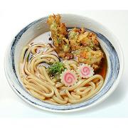 Vegetable Kakiage Udon