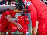 Frank Boya wordt bij Antwerp herenigd met Didier Lamkel Zé